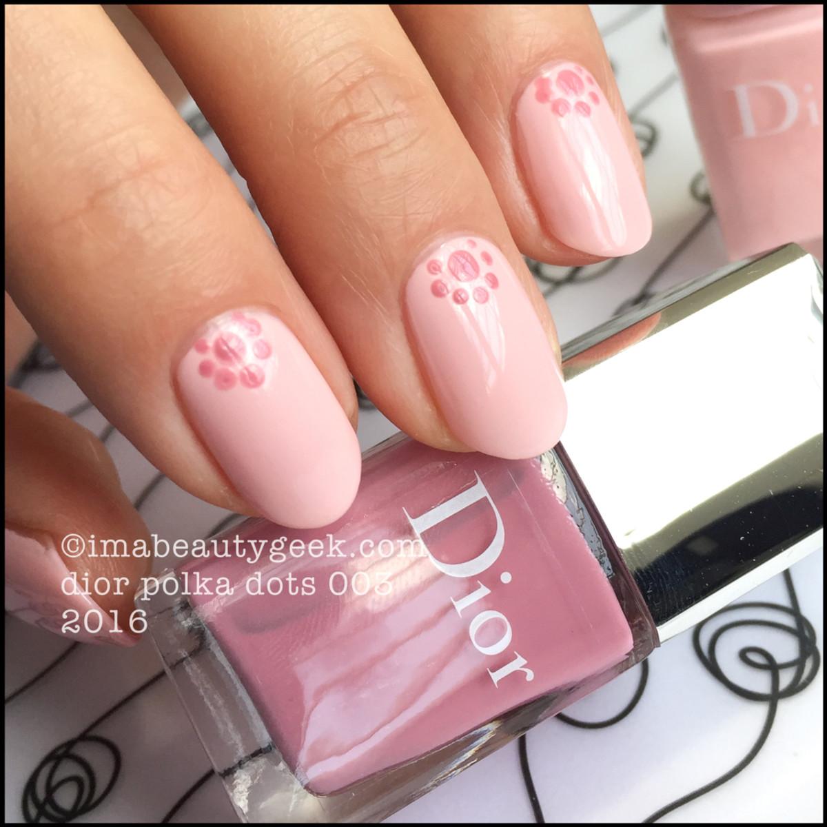 Dior Polka Dots 003_Dior Vernis 262 and 582