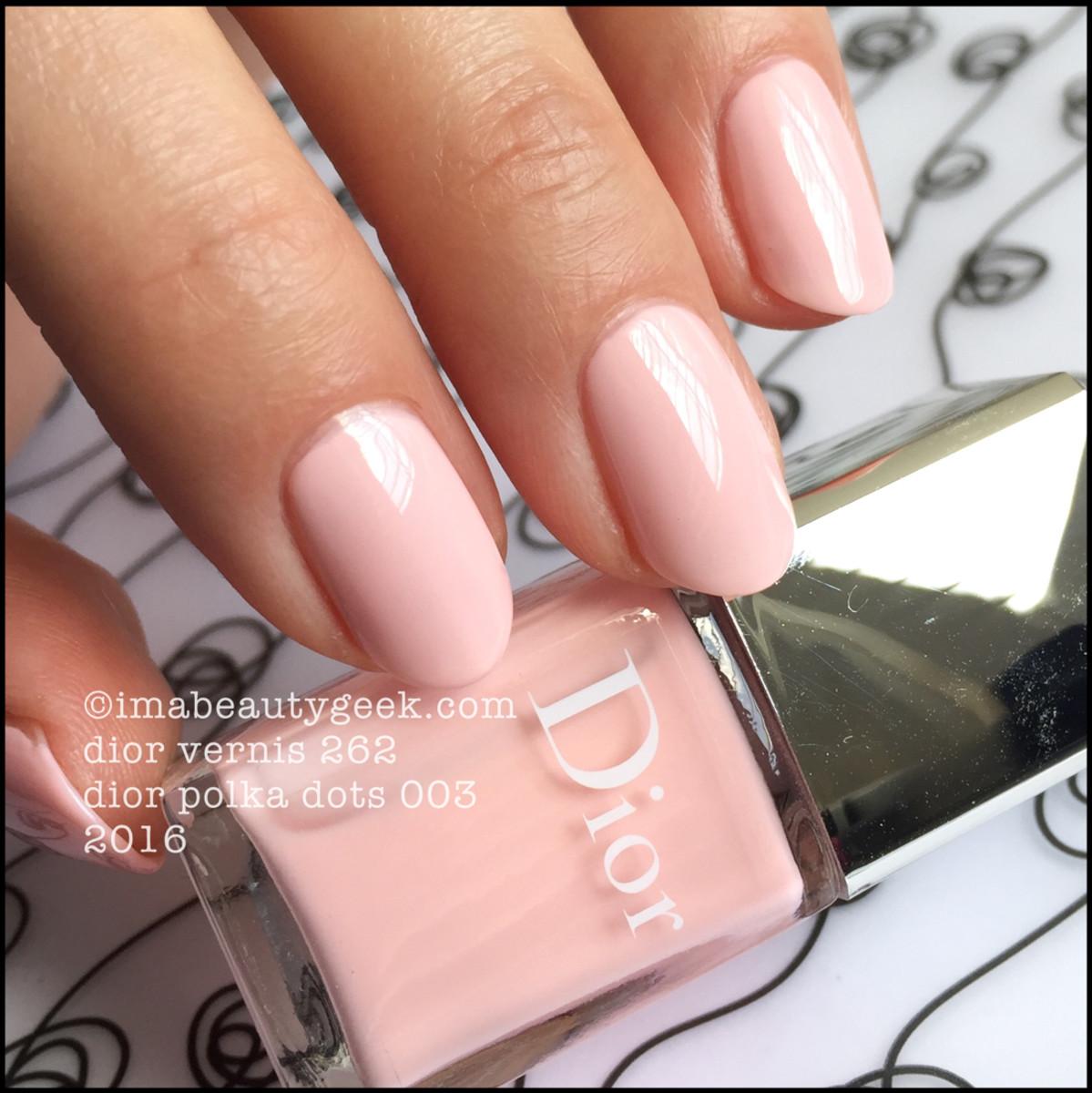 Dior Polka Dots Kit 003_Dior Vernis 262 Summer 2016