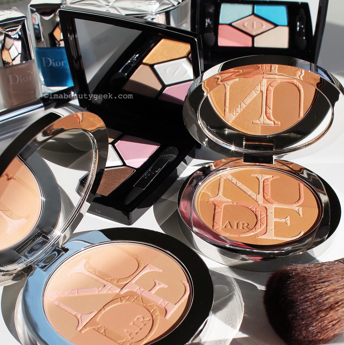 Dior Summer 2016 makeup