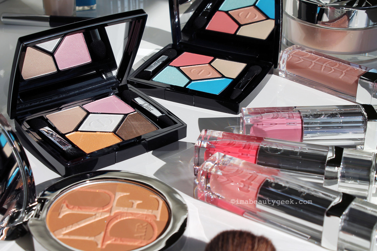 Dior Summer 2016 makeup collection