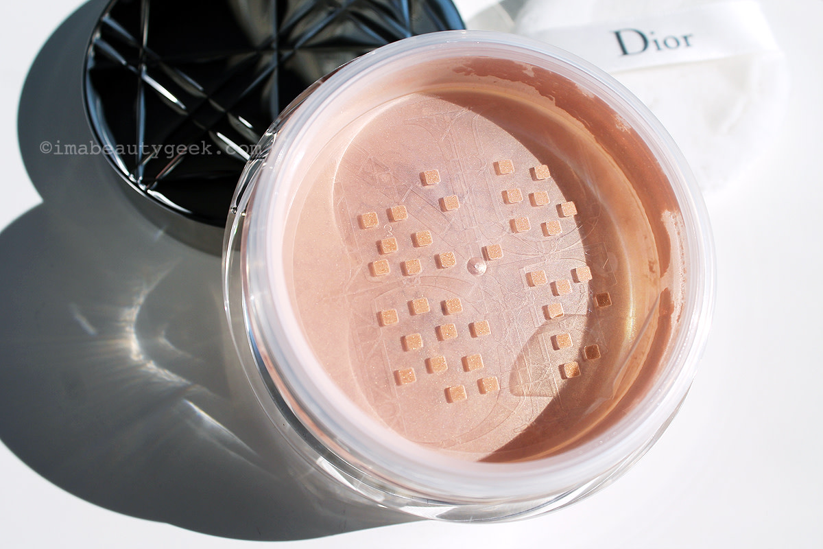 Diorskin Nude Air Summer Glow Loose Powder