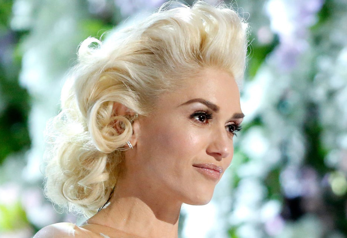 Gwen Stefani makeup_Used to Love You