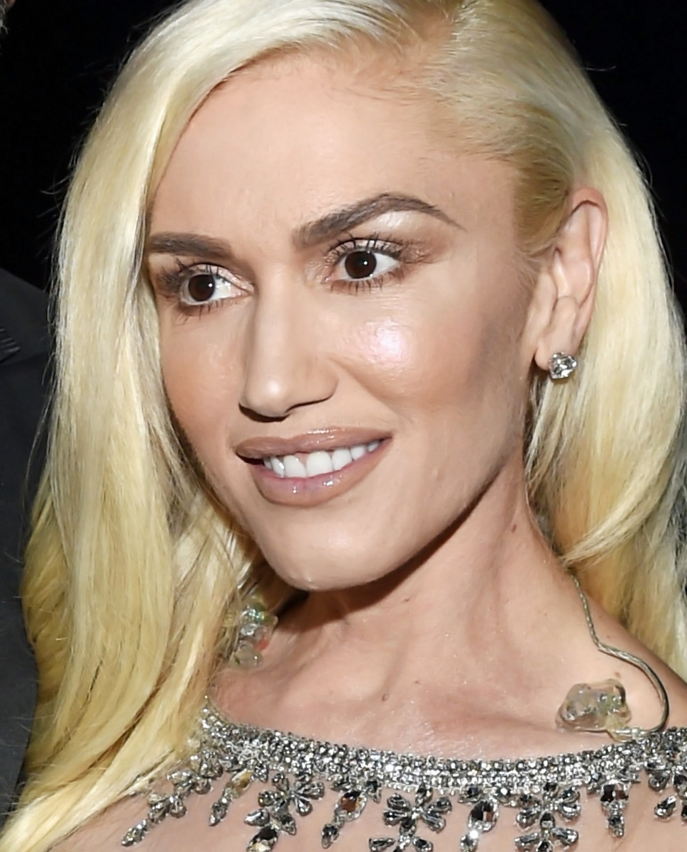 GWEN STEFANI'S NUDE MAKEUP: YES OR NO? - Beautygeeks Gwen Stefani