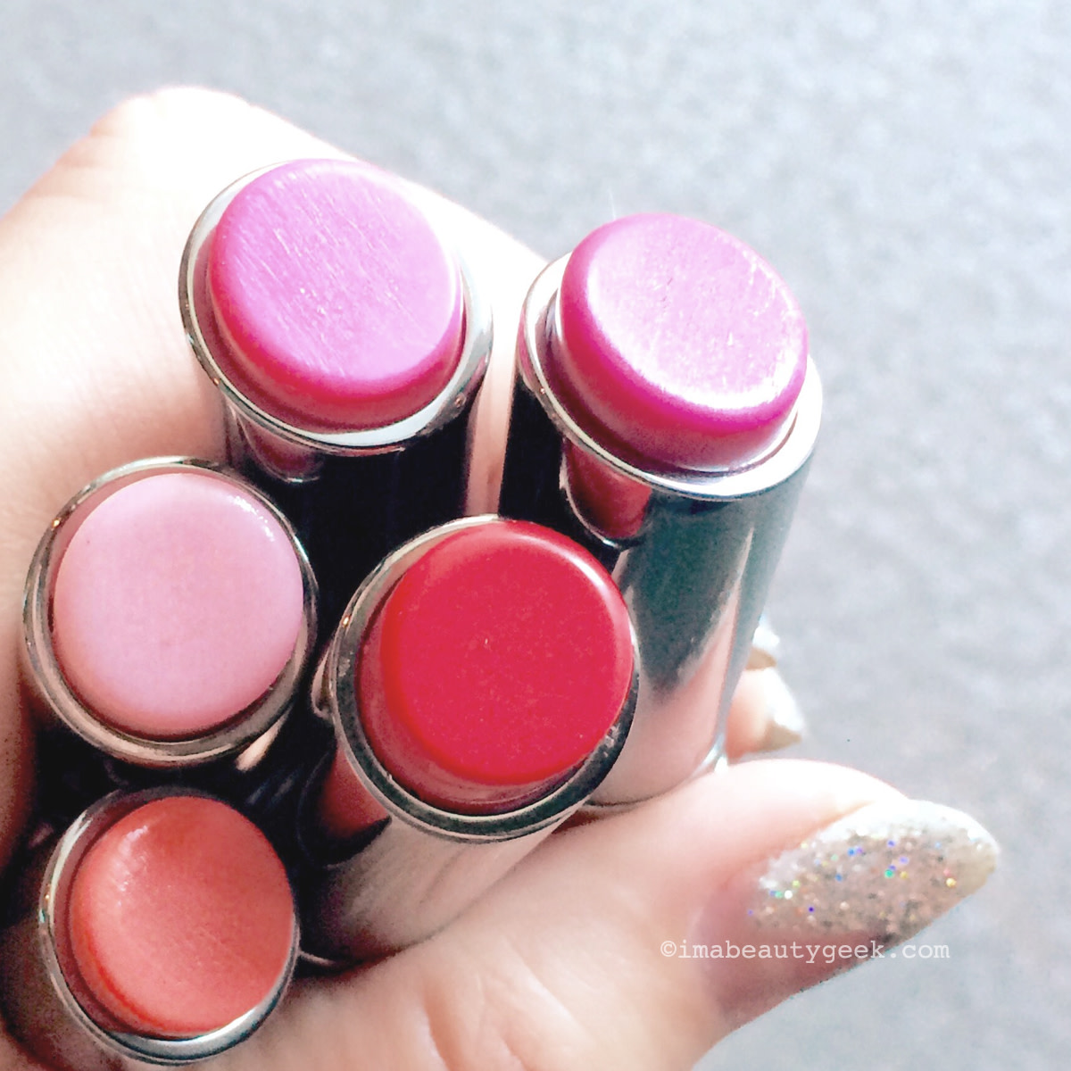 MAC Tendertalk Lip Balm #grabbyhands