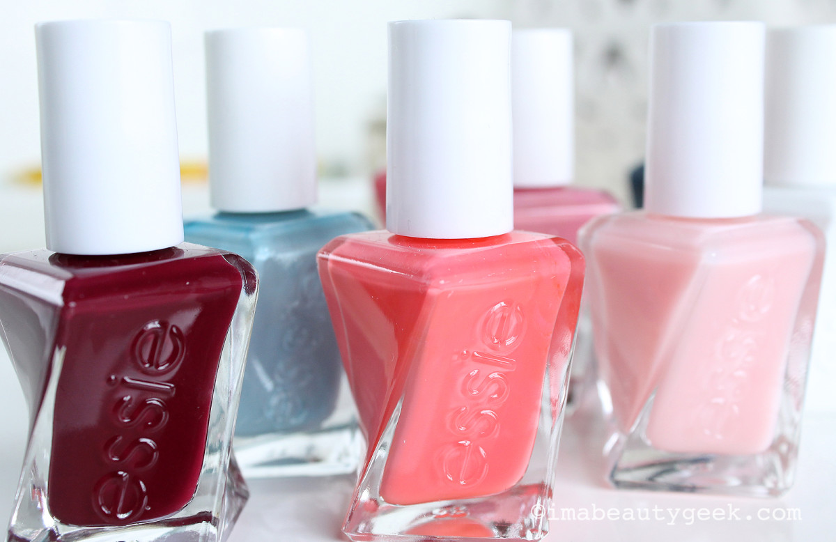 Essie Gel Couture nail polish launches June 14th
