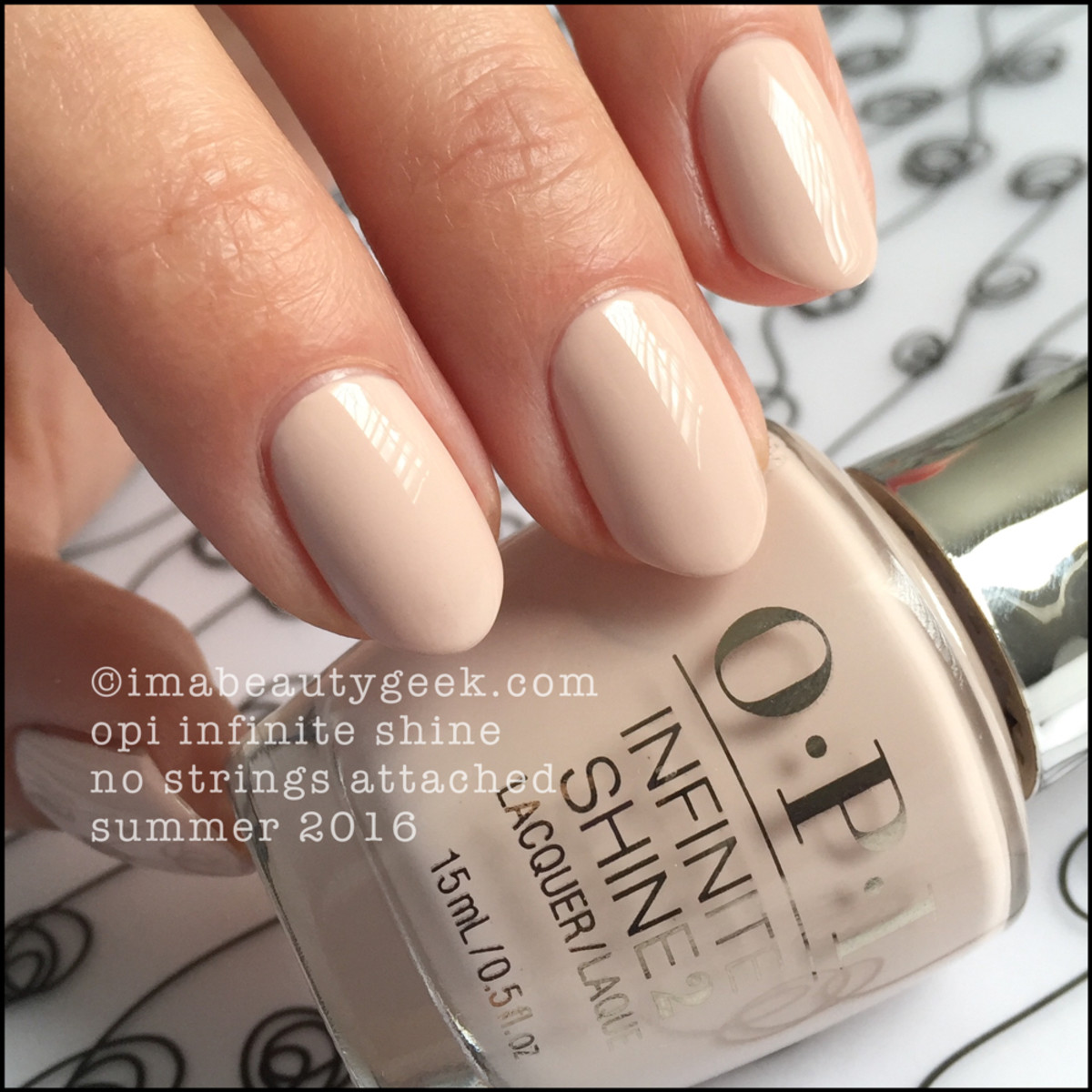 OPI INFINITE SHINE SUMMER 2016 SWATCHES/REVIEW - Beautygeeks