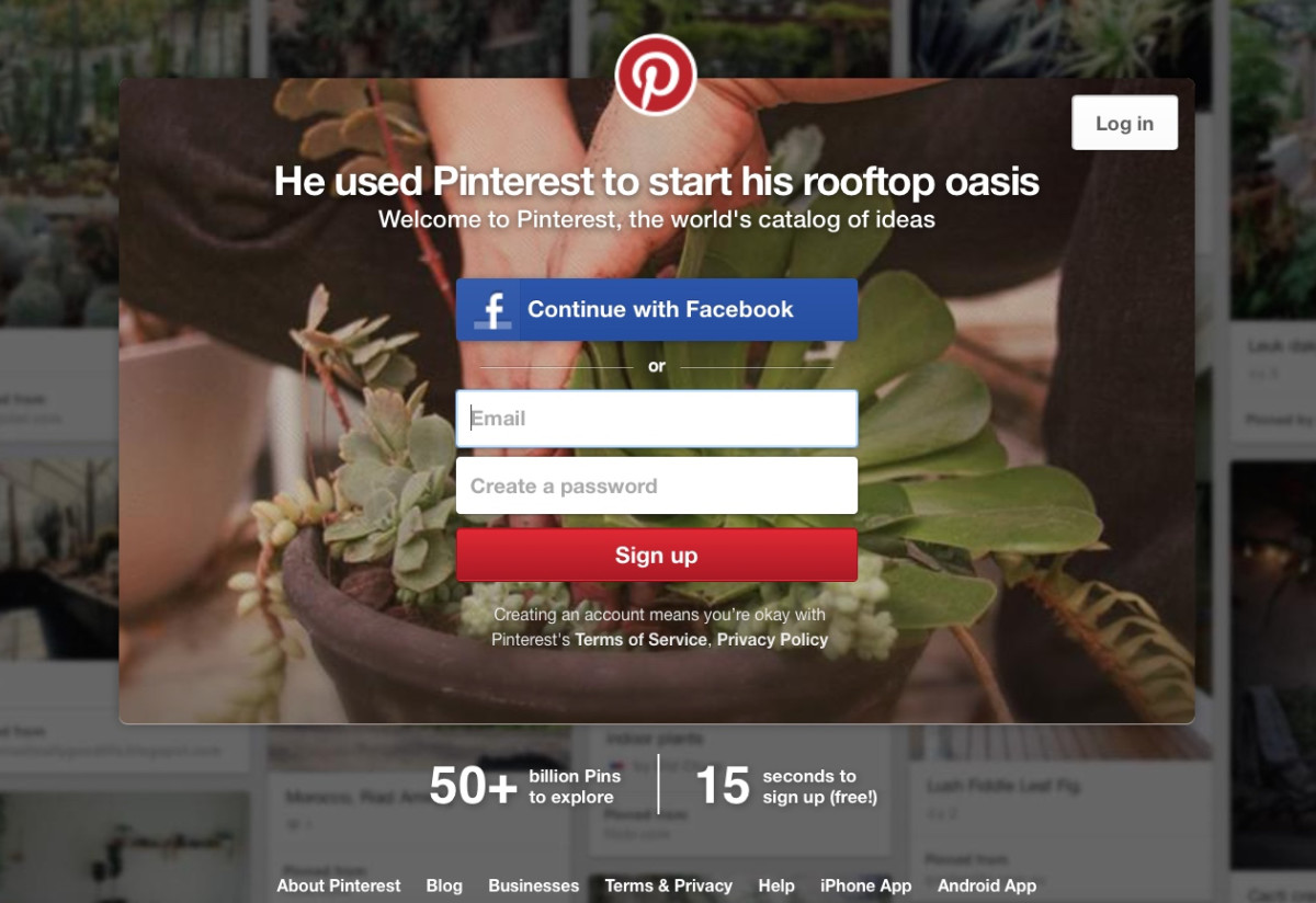 How to use Pinterest_5