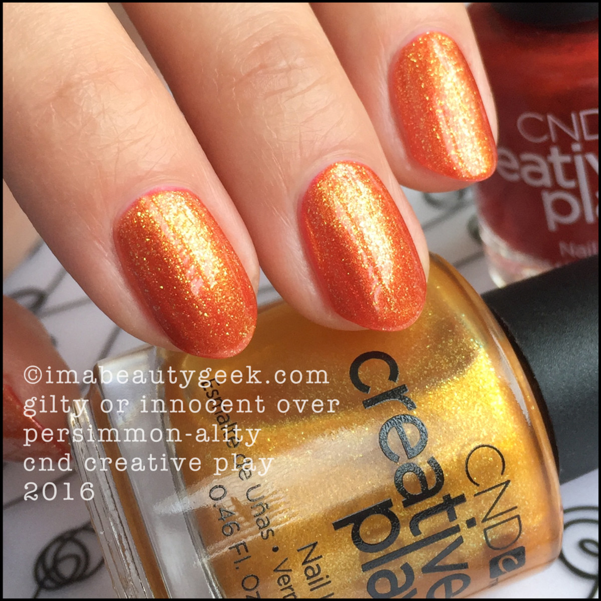 CND Creative Play Gilty or Innocent over_CND Creative Play Nail Polish Swatches 2016