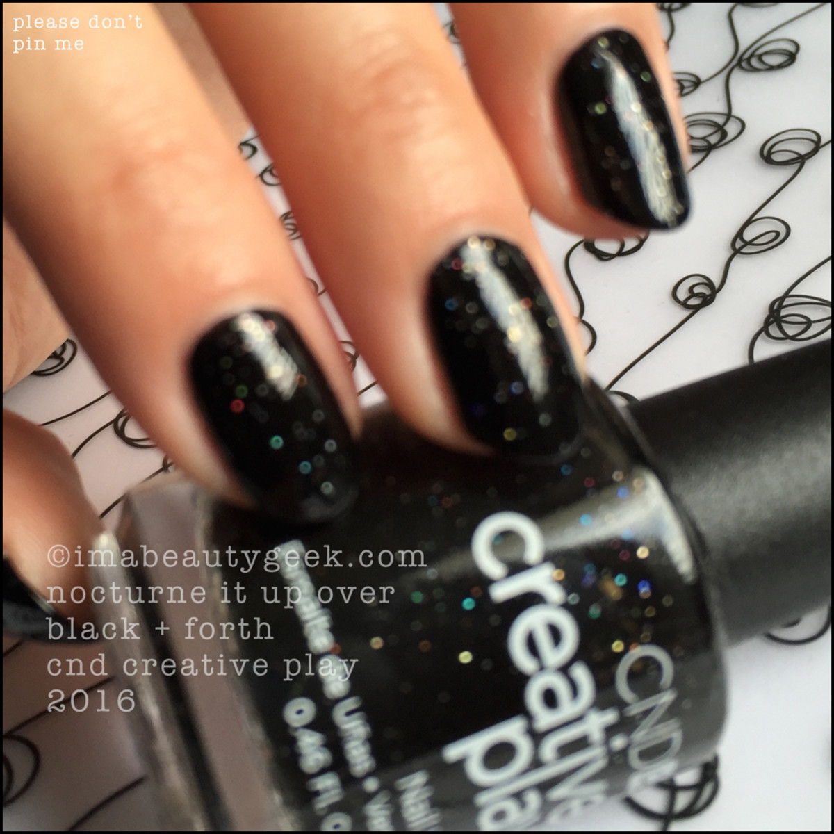 CND Creative Play Nocturne it Up Fuzzy