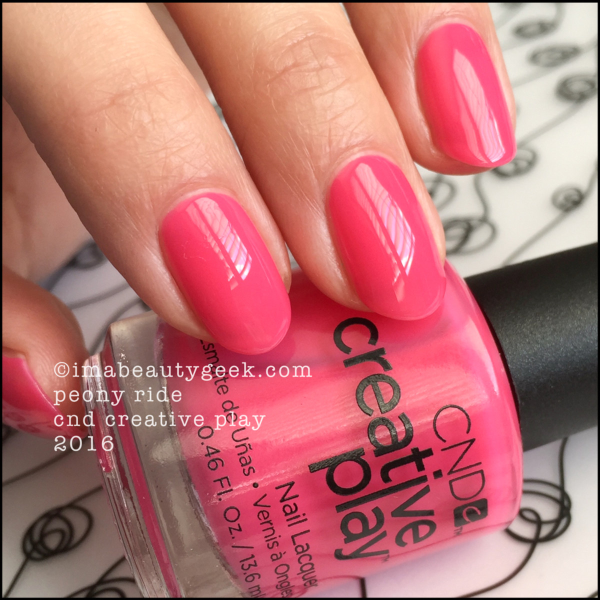 CND Creative Play Peony Ride_CND Creative Play Nail Polish Swatches 2016