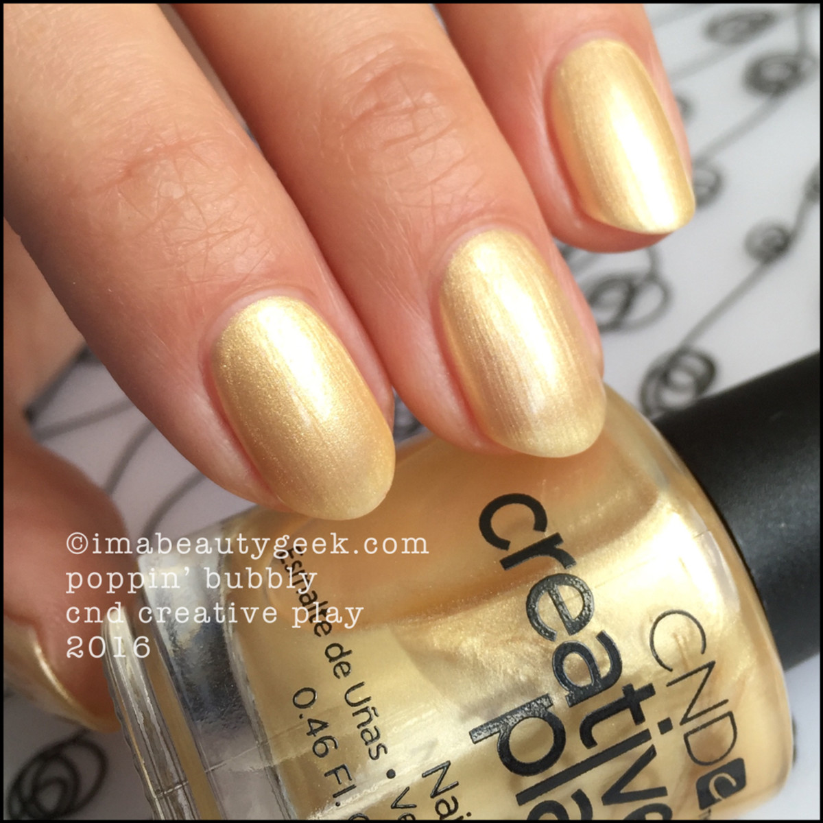 CND Creative Play Poppin Bubbly_CND Creative Play Nail Polish Swatches