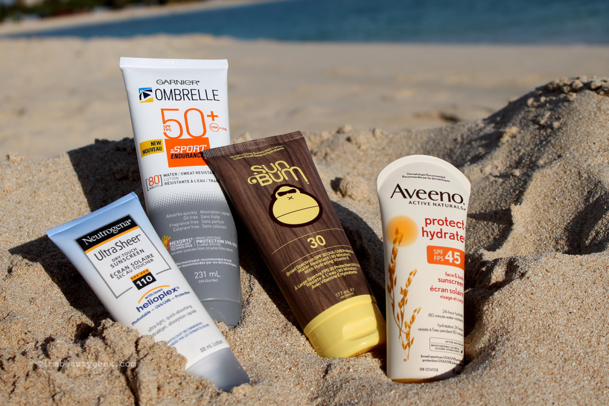 sunscreen true or false