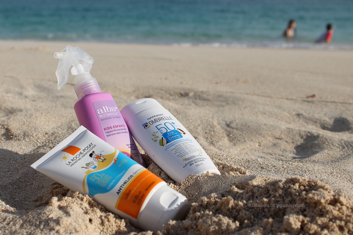 sunscreen true or false_kids sunscreens