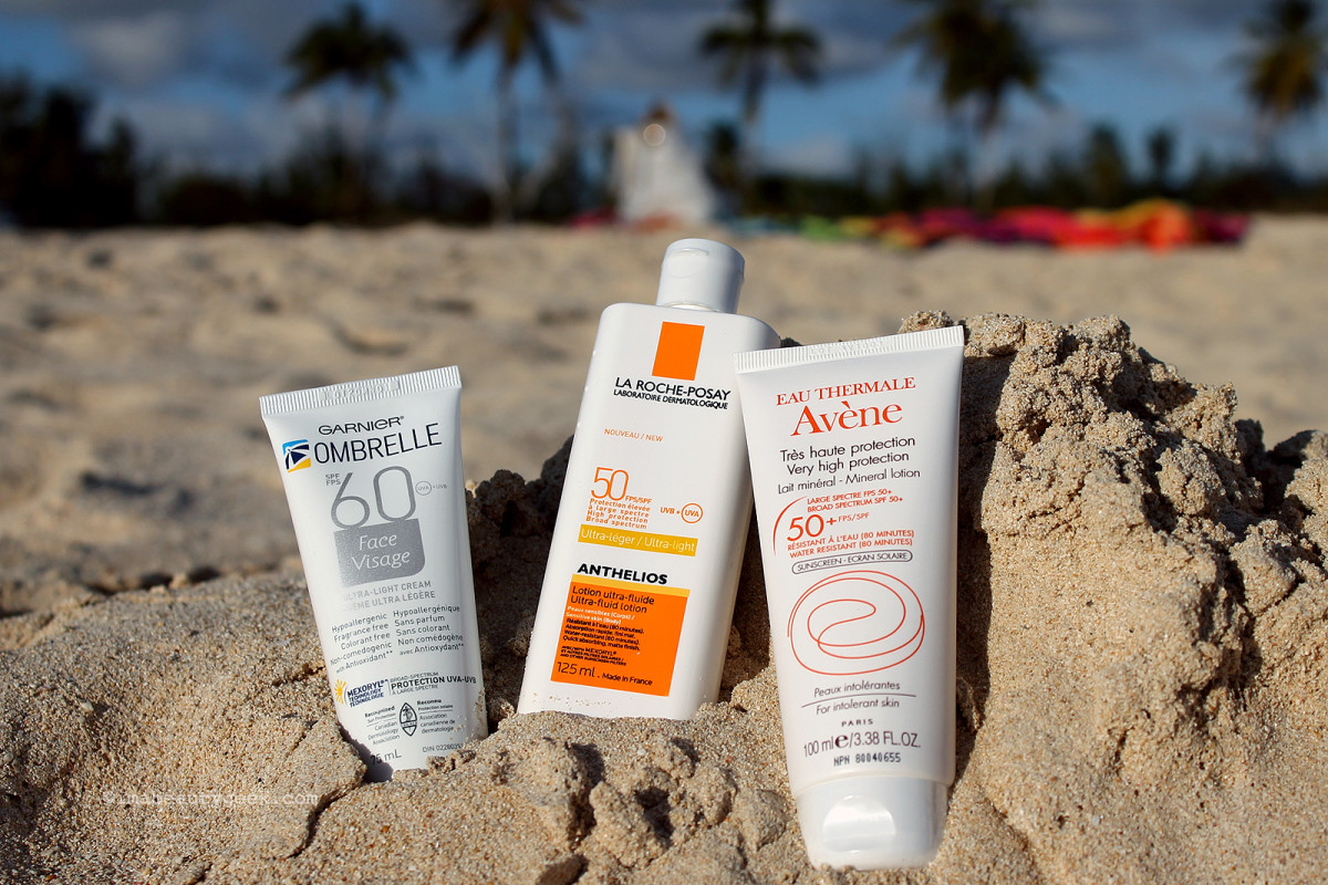 sunscreen true or false_ombrelle_La Roche-Posay_Avene