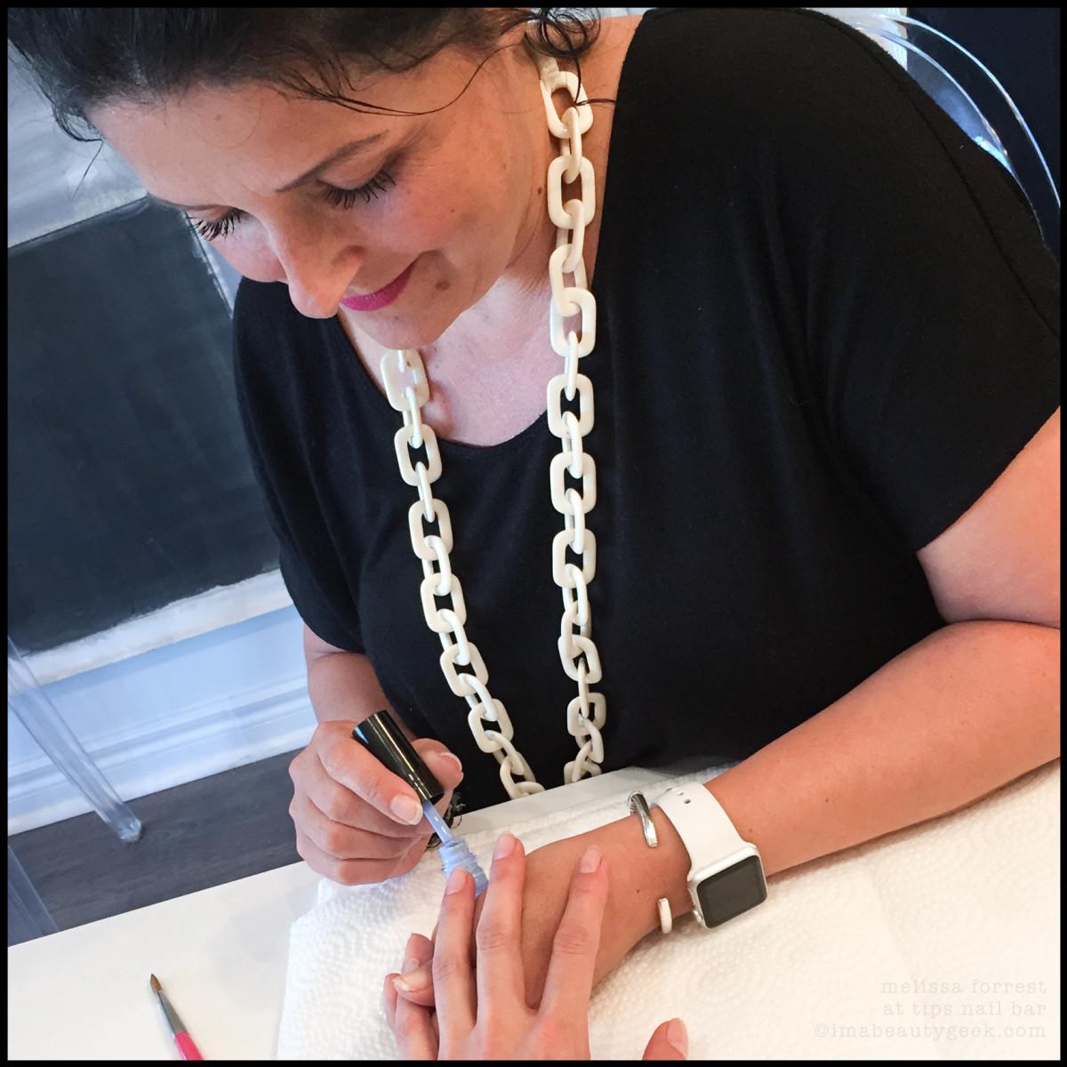 Melissa Forrest Nail Artist Toronto Canada