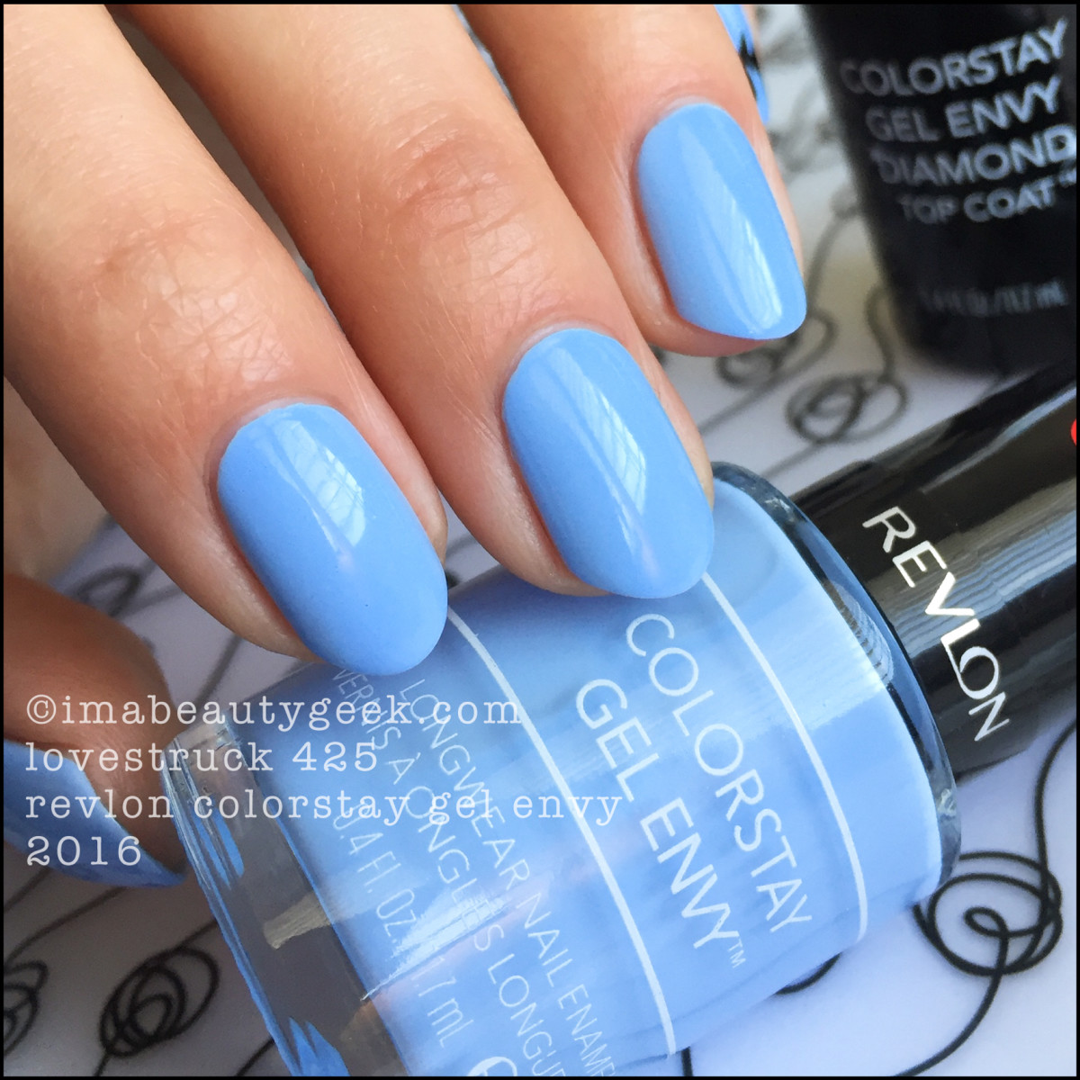 Revlon Gel Envy Lovestruck 425_Revlon Colorstay Gel Envy 2016