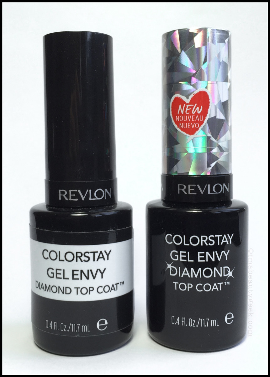 Revlon Gel Envy Diamond Top Coat 2016_Revlon ColorStay Gel Envy