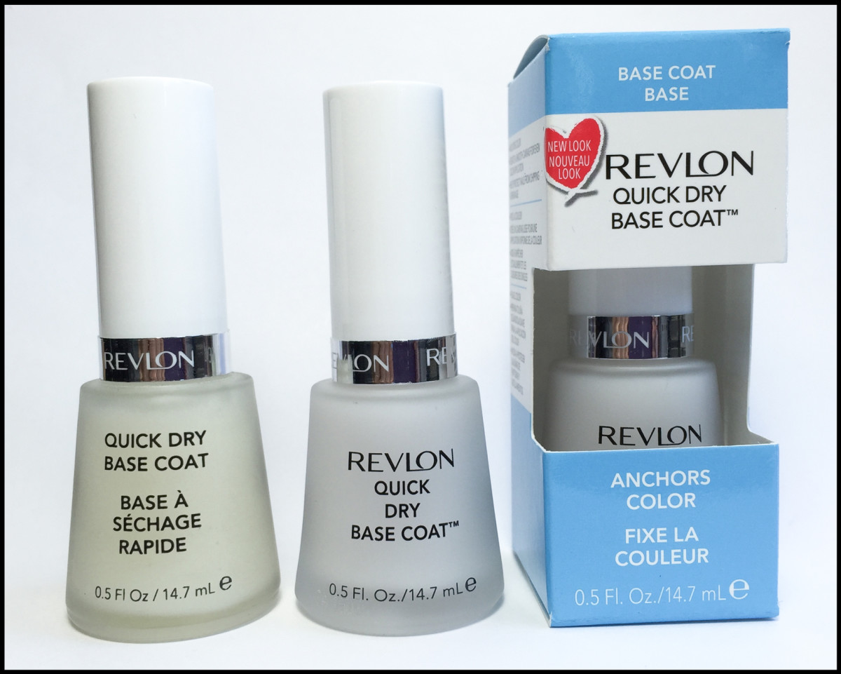 Revlon Quick Dry Base Coat 2016_Revlon Base Coats 2016