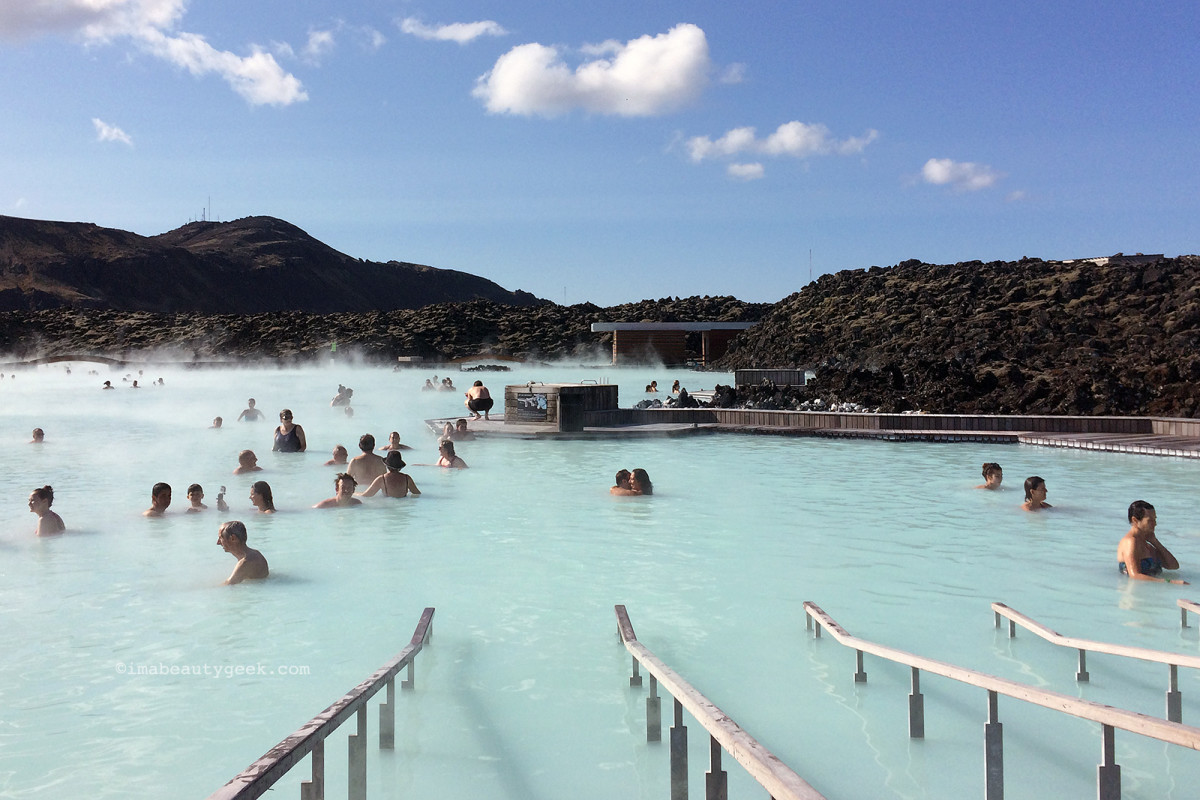 Blue Lagoon Hot Springs Pool_very popular.