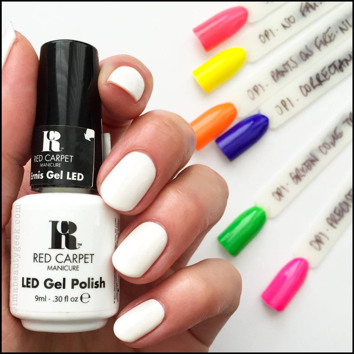 Opi Neons 2016 Swatches Amp Review Beautygeeks