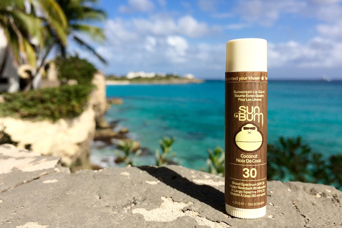 Sun Bum SPF 30 Lip Balm in Coconut