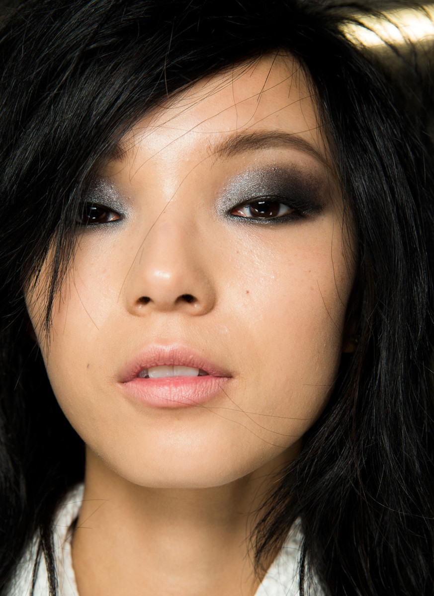 smudgy smokey eyes_designed by Charlotte Tilbury for Tom Ford