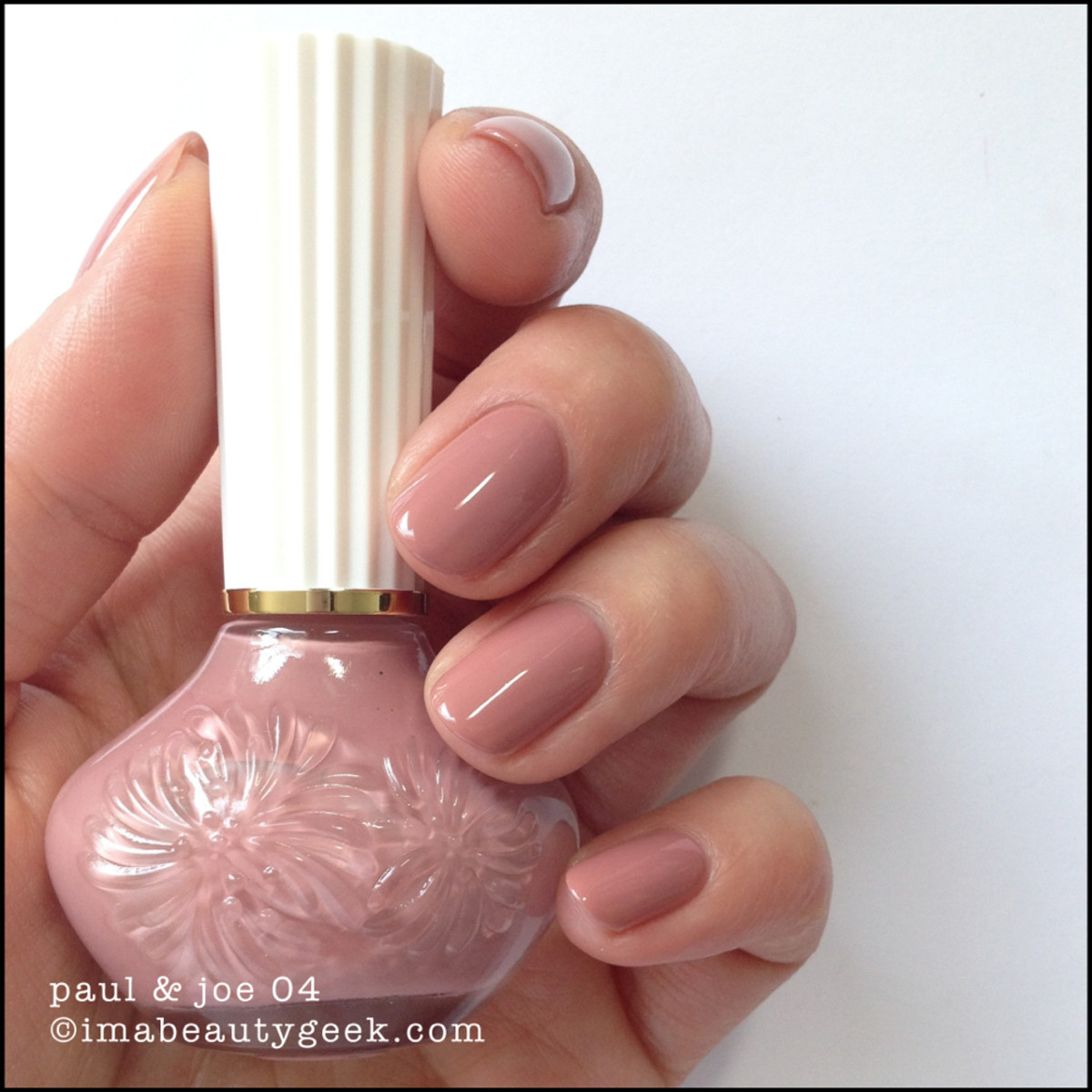 Paul & Joe Nail Polish 04 Figue
