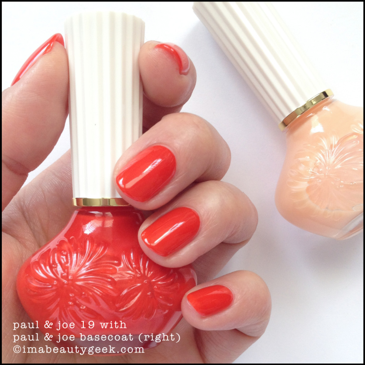 Paul & Joe Nail Polish 19 Paprika
