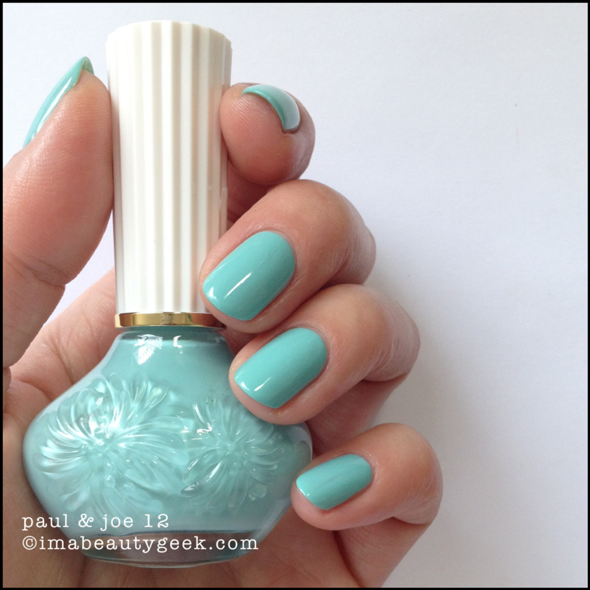Paul & Joe Nail Polish 12 La Piscine