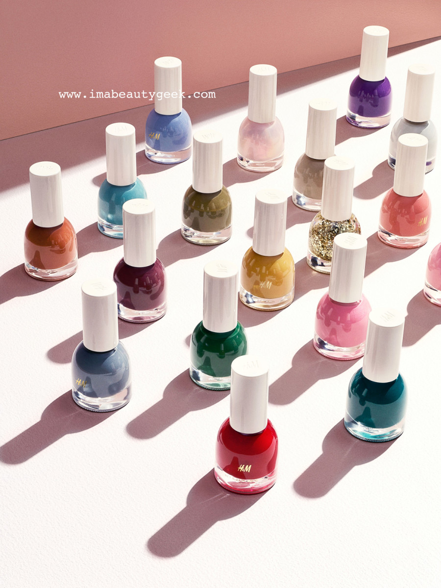 H&M Beauty nail polish