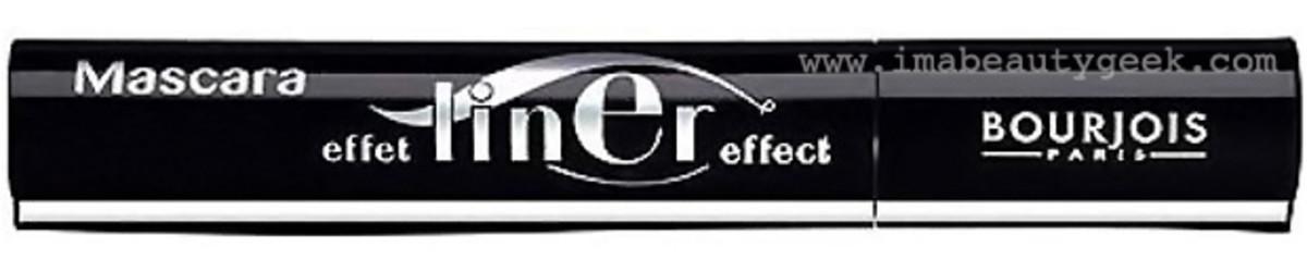 Bourjois Paris Liner Effect Mascara