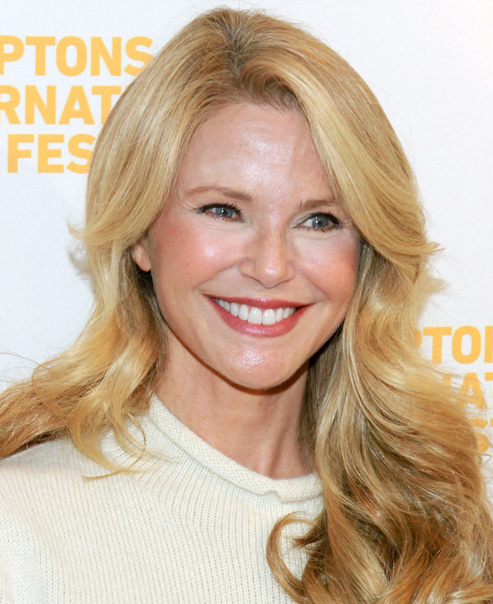 Christie Brinkley skincare_Christie in October 2014