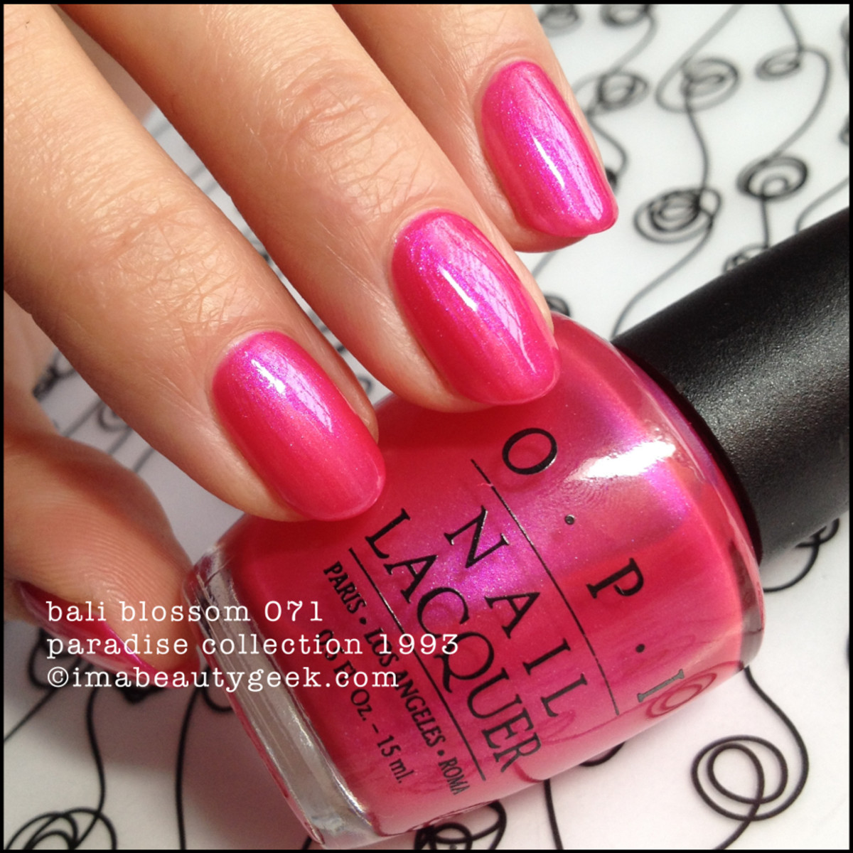 OPI Bali Blossom Paradise Collection 1993 ManiGeek BLOPI.jpg