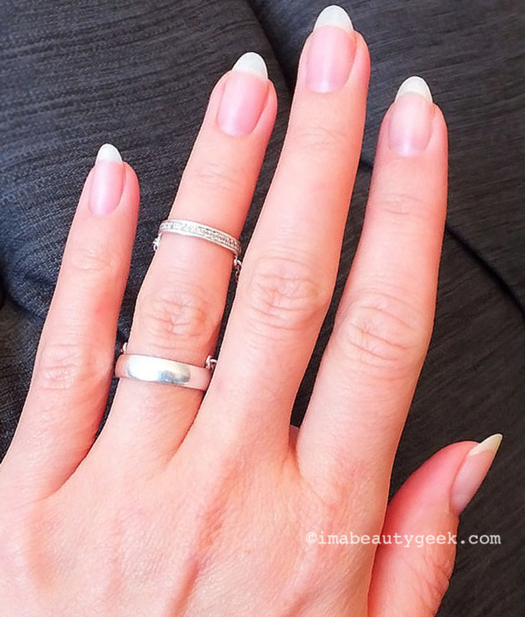 wax or shave hairy knuckles_nails after years of uv manicures