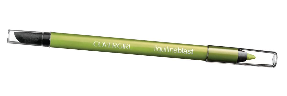 Best waterproof eyeliners: Covergirl Liquiline Blast