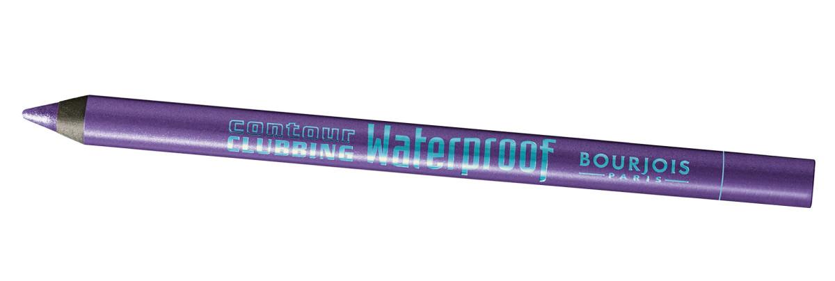 Best waterproof eyeliners: Bourjois Paris Contour Clubbing Waterproof Eyeliner