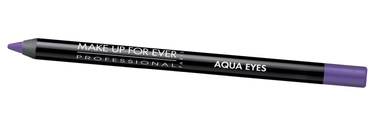 Best waterproof eyeliners: Make Up For Ever Aqua Eyes pencil