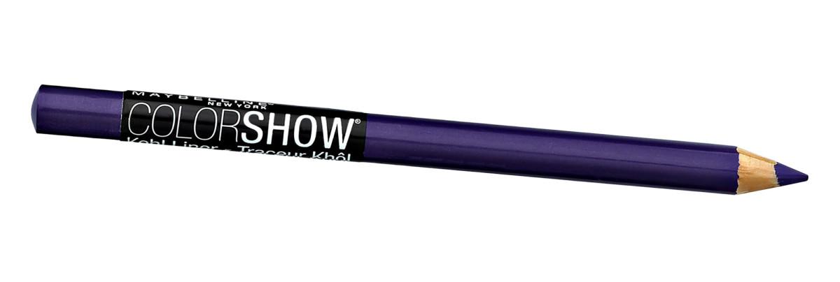 Best waterproof eyeliners: Maybelline Color Show Kohl Liner