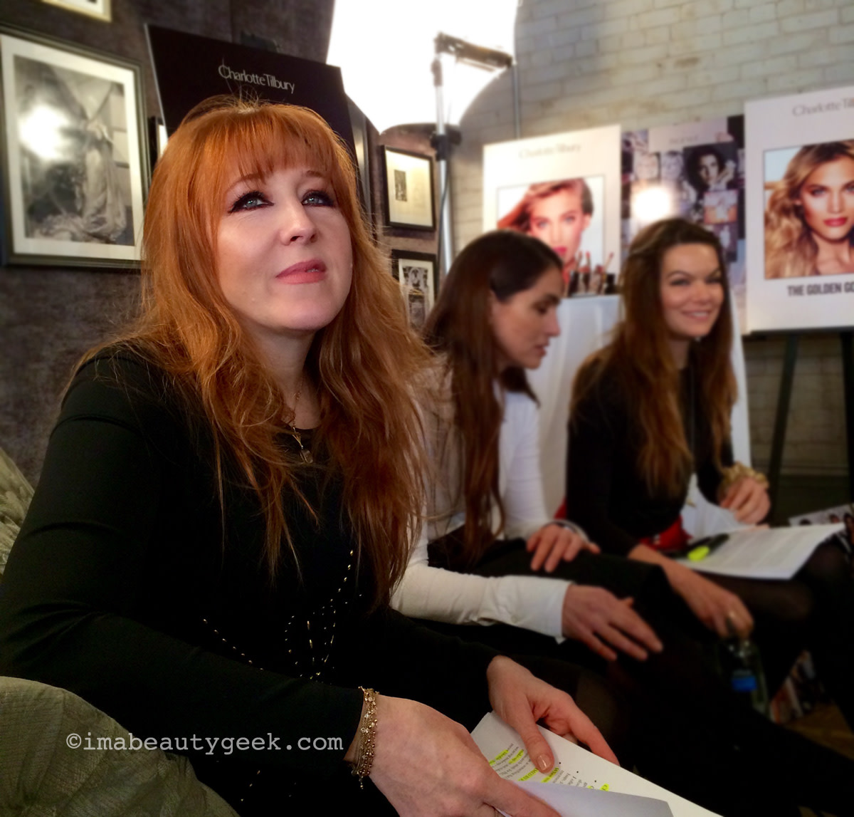 Charlotte Tilbury in Canada_Toronto press preview