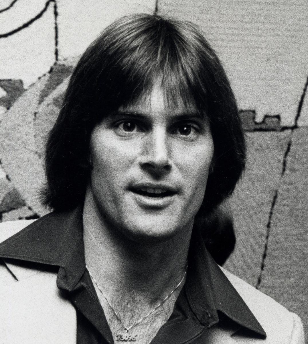 Bruce Jenner before Caitlyn Jenner
