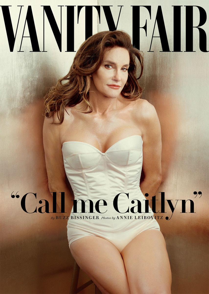 Caitlyn -- formerly Bruce -- Jenner