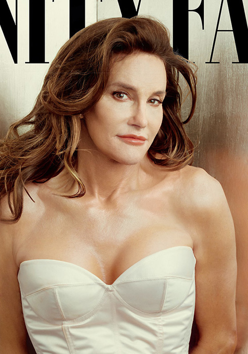 Caitlyn Jenner_formerly Bruce Jenner_Vanity Fair cover