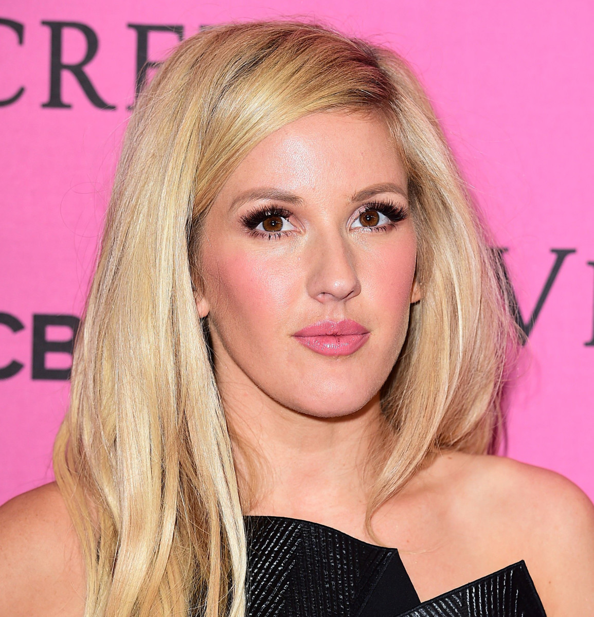 mac ellie goulding_ellie at the victorias secret after party dec 2014