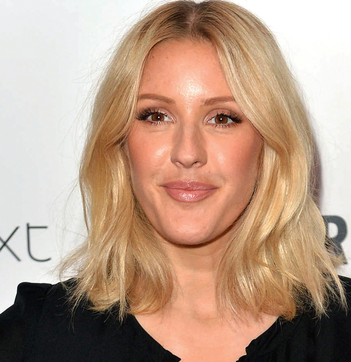 MAC Ellie Goulding: At the Glamour Women of the Year Awards, June 2015.