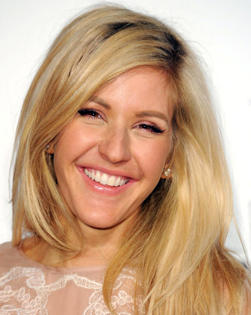 mac ellie goulding_ellie at the elle style awards 2015