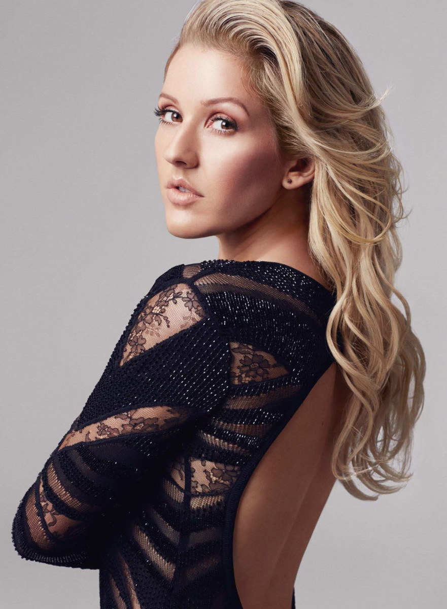 mac ellie goulding_ellie in a marie claire Feb 2014 issue
