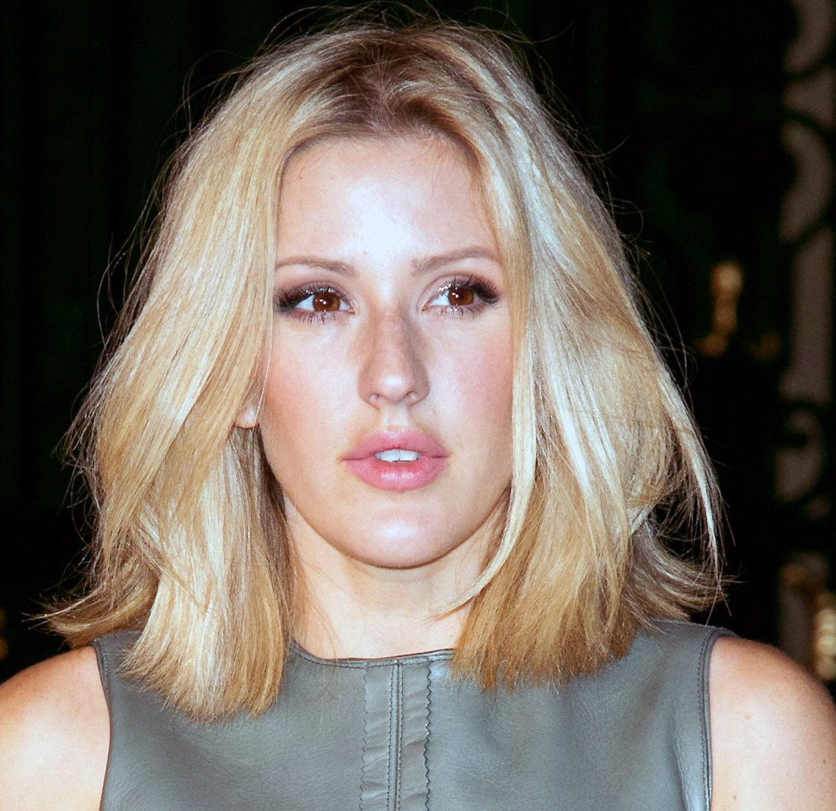 mac ellie goulding_ellie at a burberry event 2015