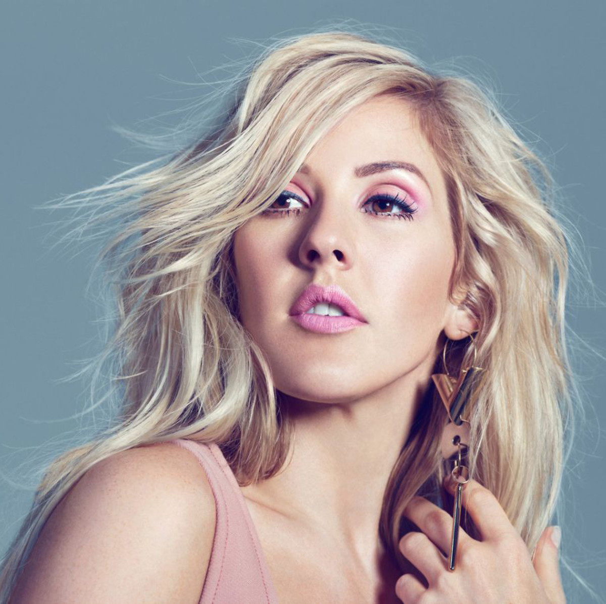 mac ellie goulding_ellie in glamour UK Aug 2014