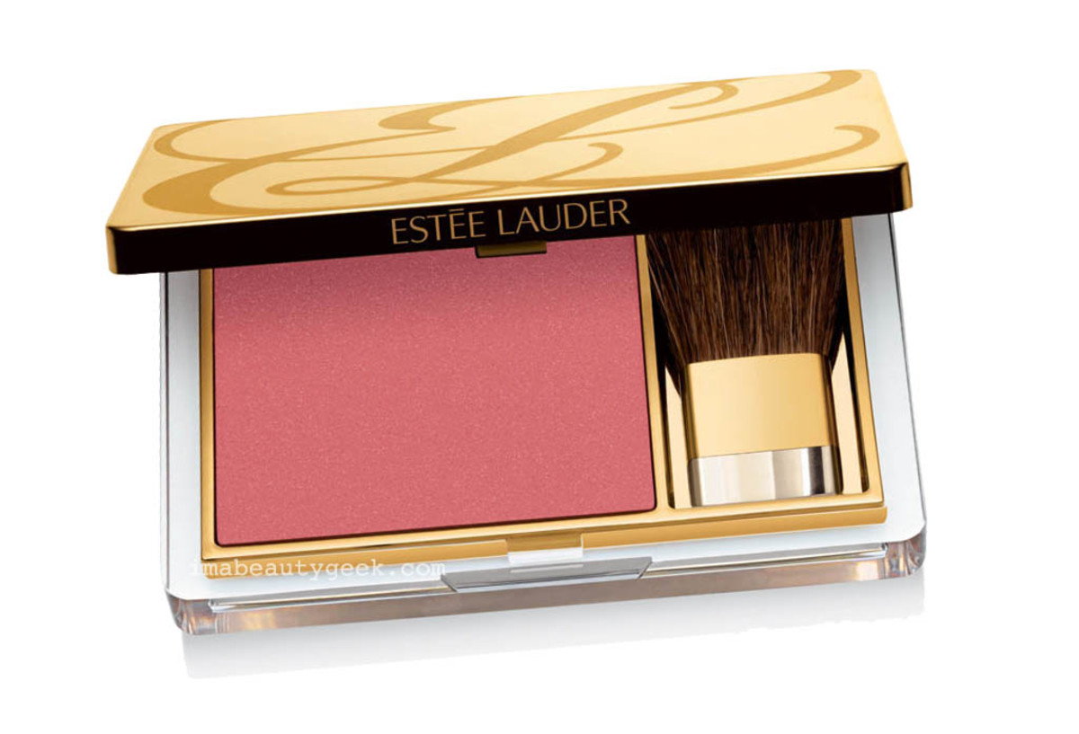 Estee Lauder Pure Color Blush in Pink Kiss