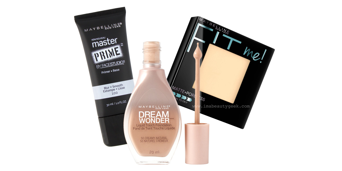 Gigi Hadid makeup_MMVAs_Maybelline Master Prime, Dream Wonder, Fit Me Powder